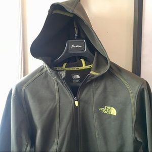 NORTH FACE-Mountain Athletics Zip Hoodie MED